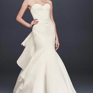 Truly ZAC POSEN. Wedding gown
